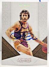 Pat Riley 2009-10 Panini Timeless Treasures GOLD Autograph Auto #d 9/10 - LAKERS