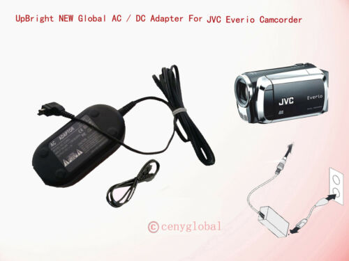 AC Adapter For JVC Everio GZ-MC500US GZ-MG130 GZ-MG130U GZ-MG130US Power Supply