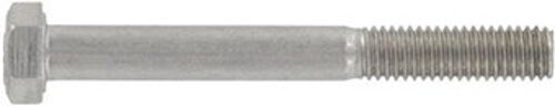DIN 931 Sechskantschrauben mit Schaft M10 Edelstahl A2 A4 diverse Längen