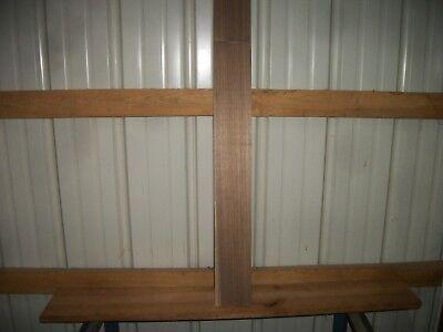 """1pc Walnut Lumber Wood Kiln Dried Board 38 15/16""""x 4 5/16""""x 15/16"""" Lot 758z Flat Modieuze (In) Stijl;"""