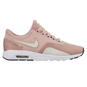info for f2acc 7188f Image is loading Womens-NIKE-AIR-MAX-ZERO-Pink-Trainers-857661-