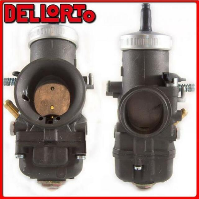 09789 CARBURETTOR DELL'ORTO VHSB 39 ND 2T RACING AIR MANUAL UNIVERSAL  SCOOTER