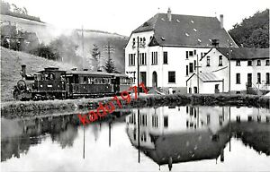 E10) Foto Lok 18. KAE, Augustenthal.   Dampflok, Eisenbahn. 1935