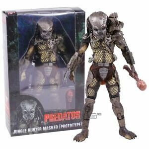 NECA-Predator-Jungle-30th-Anniversary-7-Action-Figure-Ultimate-Hunter-Alien-Doll