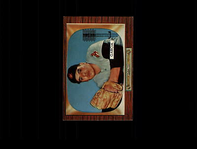 Sports Trading Cards Baseball Cards 1955 Bowman 128 Mike Garcia Ex #d487197 Wide Selection;