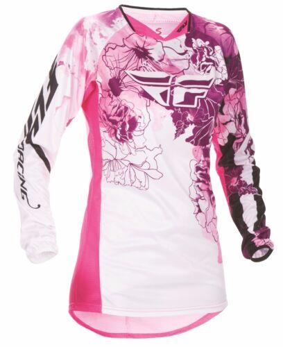Fly Racing Kinetic Women/'s /& Girl/'s Jersey MX ATV 2017 Motocross Riding Gear