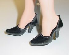 """64mm for 21/"""" MA CISSY Doll Shoes Monique /""""Easy to Wear/"""" GREEN Metallic"""