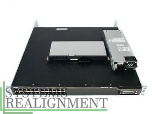 Details about Juniper EX 4200 24T Switch 24 Port Single Power Supply with  Rack Mount Kit