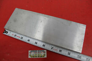 "2 Pieces 3//4/"" X 4/"" ALUMINUM 6061 FLAT BAR 12/"" long .75/"" Solid Plate Mill Stock"
