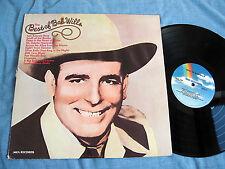 BOB WILLS - The Best of Bob Wills - USA Vinyl LP MCA-153 VG/EX