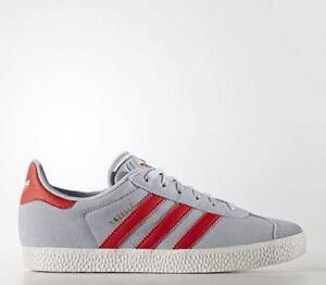 Adidas Gazelle zapatillas Solid GRIS bb2505 juventud T.4 7y envio rapido