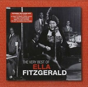 ELLA-FITZGERALD-THE-VERY-BEST-OF-CD-GREATEST-HITS-JAZZ-BLUES-NEW