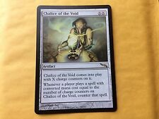 Crimped Chalice of the Void Mirrodin Misprint MTG Magic Card (Bottom Crimp) #3