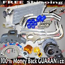 Turbo Kits T3/T4 Turbo for 99-02 Jetta GLS Sedan 4D/95-98 VW Golf GTi VR6 V6only