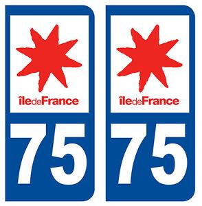 972 Ile Martinique Departement Immatriculation 2 X Autocollants Sticker Auto Automobilia