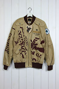 NEW-VIVIENNE-WESTWOOD-ANGLOMANIA-X-LEE-FLIGHT-BOMBER-JACKET-10-S-SMALL