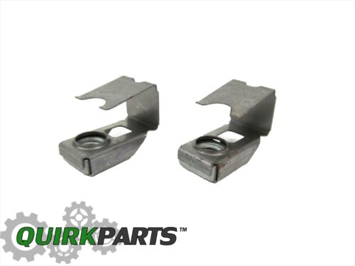 92-05 JEEP DODGE RAM EXHAUST MANIFOLD TYPE Y PIPE NUT /& BOLT FLANGE CONNECTOR MO
