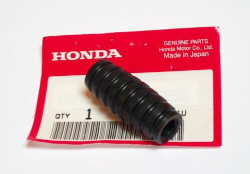 Orig Schalthebelgummi Schalthebel Gummi change pedal rubber Honda XR 75 80 200