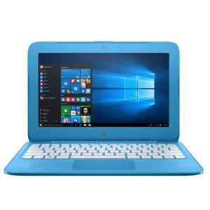 Hp Stream 11 Y005na 11 6 Cheap Laptop Intel Dual Core 2gb Ram 32gb Windows 10 Ebay