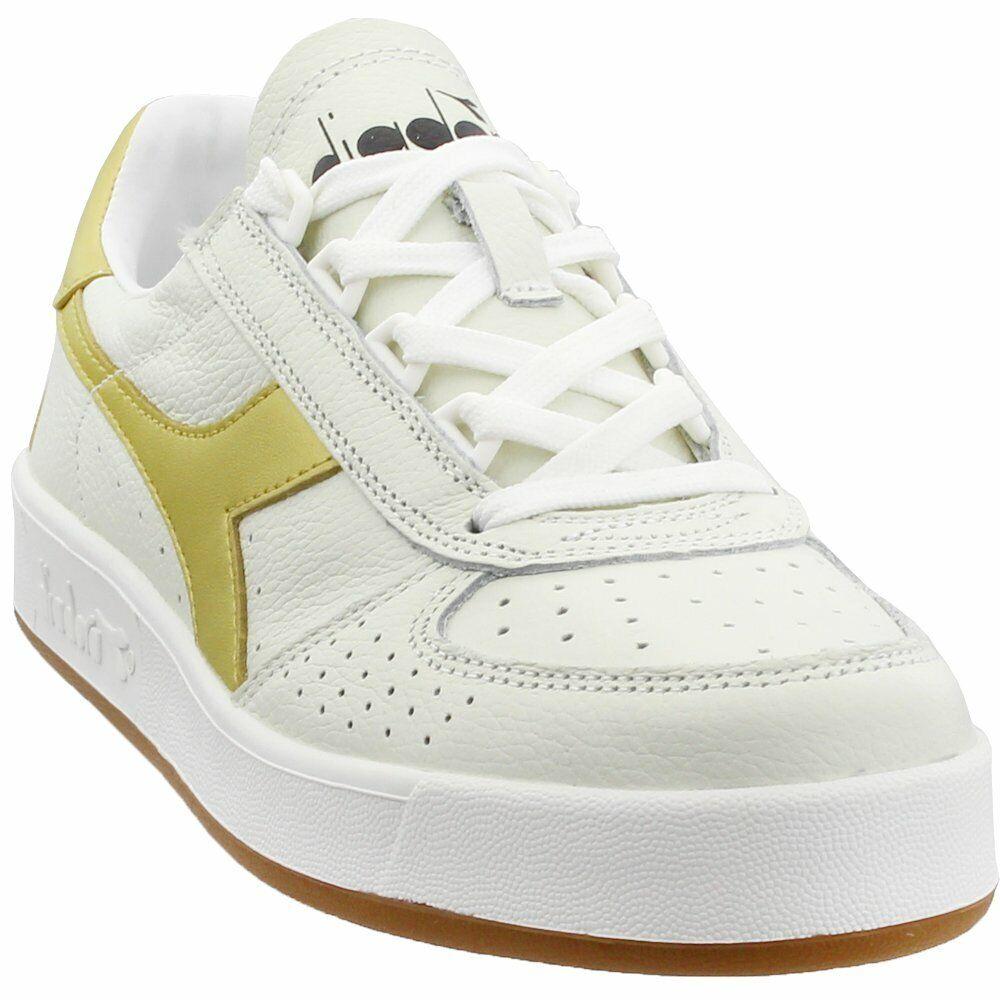 Diadora B. Elite L Zapatillas-blancoo-Para Hombre