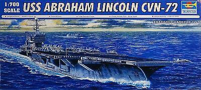TRUMPETER® 05732 USS Abraham Lincoln CVN-72 in 1:700