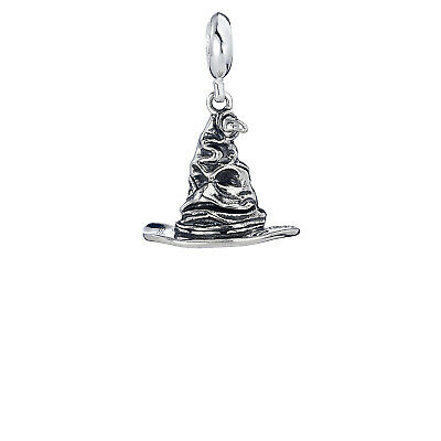 Sterling Silver Harry Potter Sorting Hat Necklace