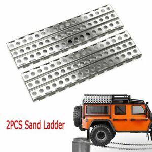 2pcs-Metall-Sand-Ladder-fuer-1-10-RC-Crawler-TRX4-Axial-SCX10-D90-CC01-GAX0135A