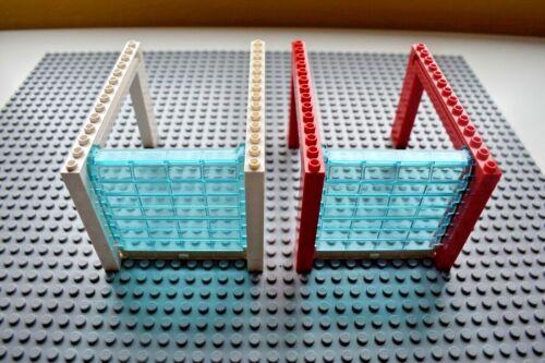 LEGO 1x Garage Door With Shutters Sliding Bricks Frame Roller Choose your colour