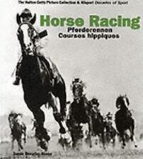 Sport Horse Racing by Konemann Staff (2000, Paperback) Book Nonfiction