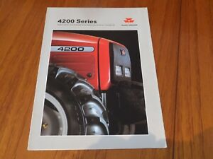MASSEY FERGUSON 4200 SERIES BROCHURE