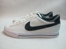 Mens Nike Sweet Classic White Navy Trainers UK 9.5 EUR 44.5