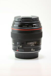 Canon-EF-85mm-F-1-8-USM-Telephoto-Lens