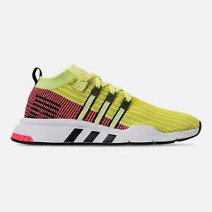 outlet store 1bbfc f024c Image is loading Mens-Adidas-EQT-Support-Mid-ADV-Primeknit-Glow-