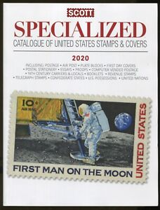 SALE-Scott-2020-Specialized-United-States-Postage-Stamp-Catalogue-US-UN