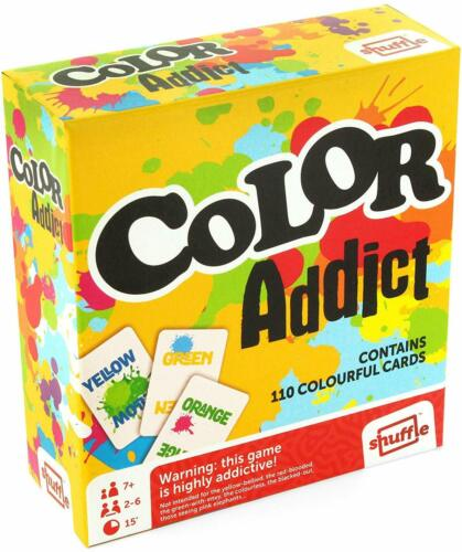 Color Addict Game Box