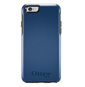 wholesale dealer 1da6f 50128 OtterBox Symmetry Series Case for iPhone 6 - Blue (77-50229)