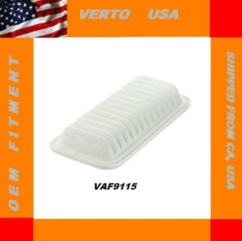 -Flexible Panel VAF9115 Toyota Based on Fitment Chart Air Filter  Fit Scion