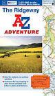 The Ridgeway Adventure Atlas by Geographers' A-Z Map Company (Paperback, 2013)