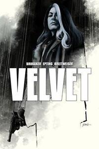 0e492619ccc Velvet Deluxe Hardcover by Ed Brubaker (2017