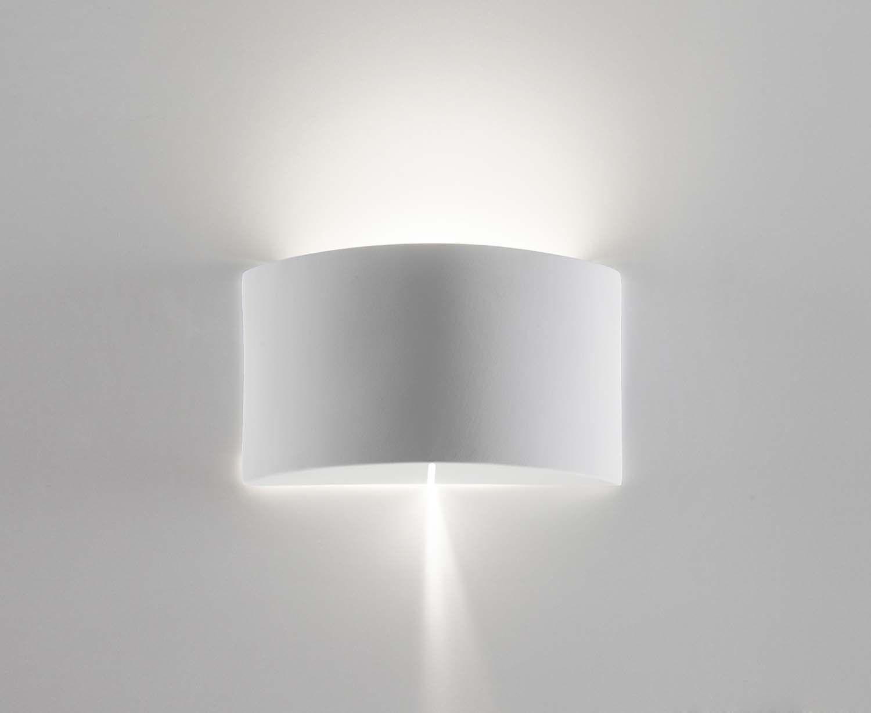 Applique design design design moderno ceramica luci coll