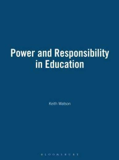 Power And Responsibility In Education