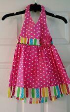 NWT BABY GIRLS ASHLEY ANN POLKA DOT DRESS SIZE 24 MONTHS