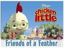 CHICKEN LITTLE FRIENDS OF A FEATHER* Box Set 4 Books By RANDOM HOUSE NEW!