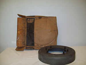 "CATERPILLAR BRAKE DRUM 10 1/2"" OD X 3 1/4"" WITH 3 3/4H ICENTER BOLT HOLE 3 1/2"""