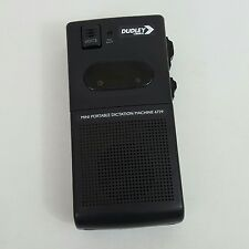 Mini Cassette Tape Portable Dictation Voice Recorder Dudley Choice 6729