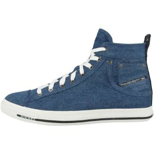 Diesel-Exposure-i-Scarpe-Uomo-High-Top-Tempo-Libero-Sneakers-Y00023-PS327-T6067