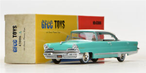 green-GFCC-TOYS-1-43-1956-Lincoln-Premiere-Coupe-Alloy-car-model