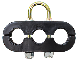 Pack of 1 3 Hole Clamp