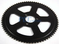 Mini Dirt Pocket Bike Rear Sprocket 74t For 25h Chain 47cc 49cc I Rs16