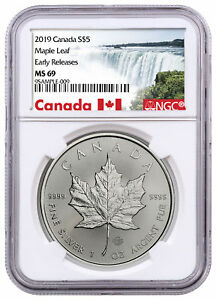 2019-Canada-1-oz-Silver-Maple-Leaf-5-NGC-MS69-ER-Exclusive-Label-SKU55712